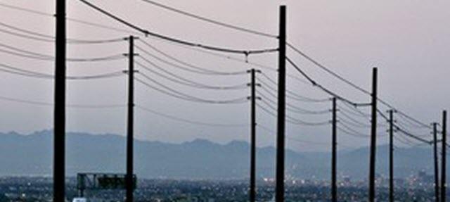 Jaringan Listrik atau Telepon