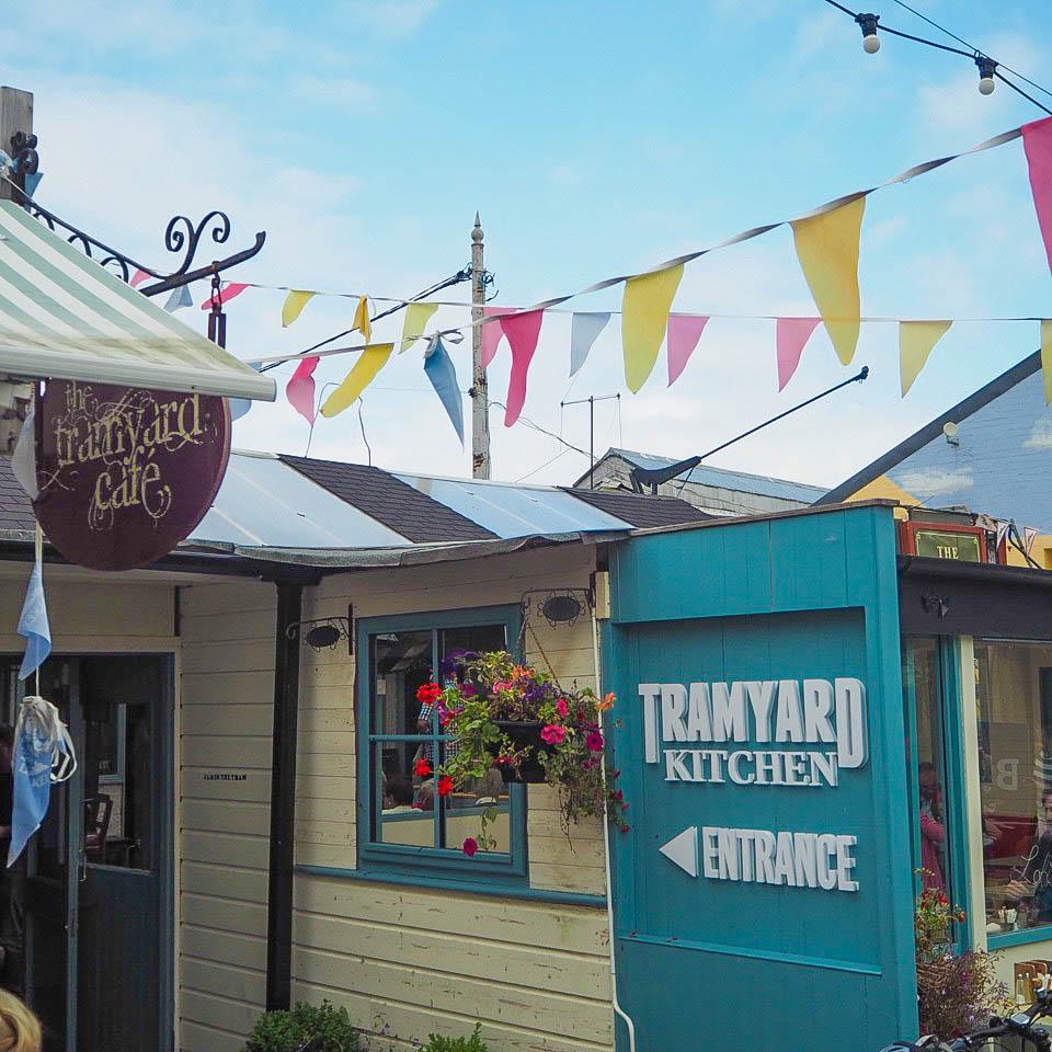 Tramyard Cafe, Dalkey, Dublin