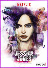 Jessica Jones Temporada 1-2 | DVDRip Latino HD Mega