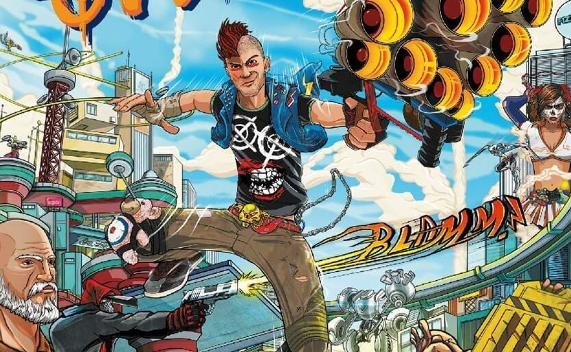 Sunset Overdrive PC Release Date Announced