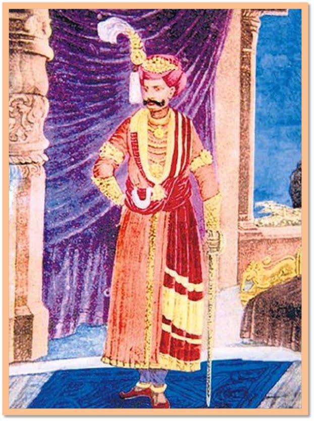 The Happiness it Brings you Sri Krishnadevaraya