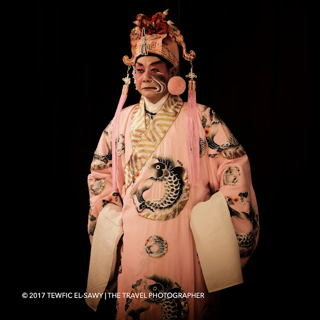 An Afternoon With The Chinese Opera | Fuji X-Pro 2