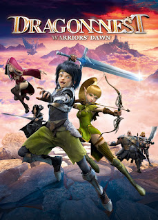Dragon Nest: Warriors' Dawn – Legendado (2014)