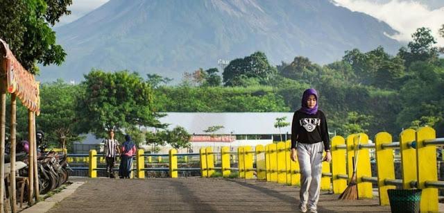 Tempat Wisata di Jogja yang cocok dibuat Jogging
