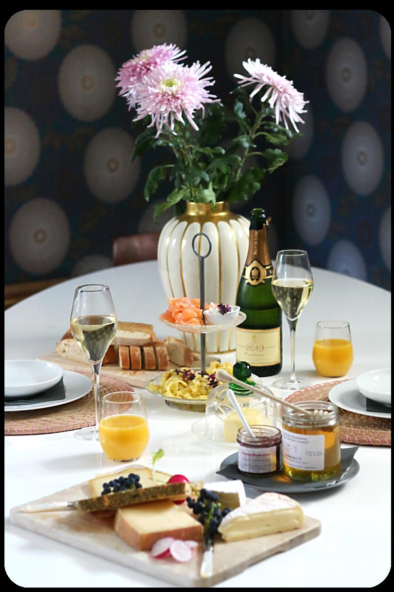 Sonntagsfrühstückstisch | Arthurs Tochter Kocht von Astrid Paul