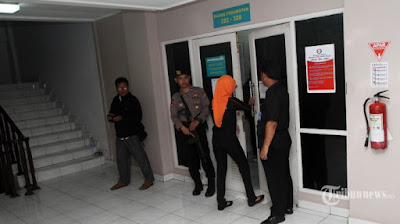 Papa kecelakaan, KPK kirim dokter untuk lakukan pengecekan langsung terhadap Setya Novanto