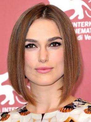potongan model gaya rambut standar perempuan tahun 2010