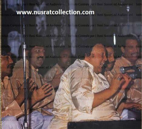 Gal Ik Nukte Wich Mukdi Ae Mp3 by Nusrat Fateh Ali Khan