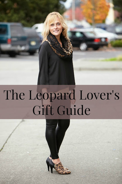 The Leopard Lover's Gift Guide