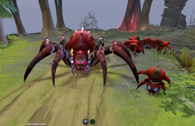 Mod Ancient Arachnarok Broodmother
