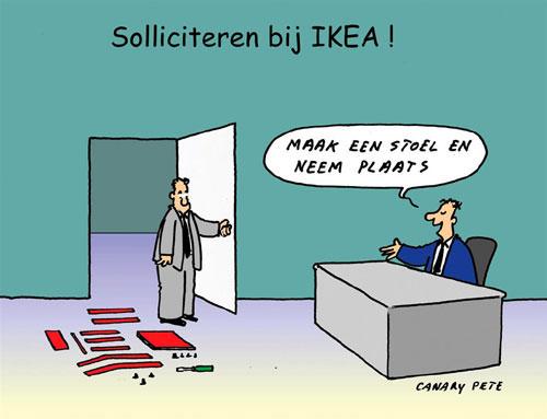 ikea open sollicitatie Leuk en Informatief!: Solliciteren bij Ikea