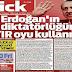 """صحيفة سويسرية تكتب """"مانشتها"""" بالتركية: قولوا لا لدكتاتورية أردوغان"""