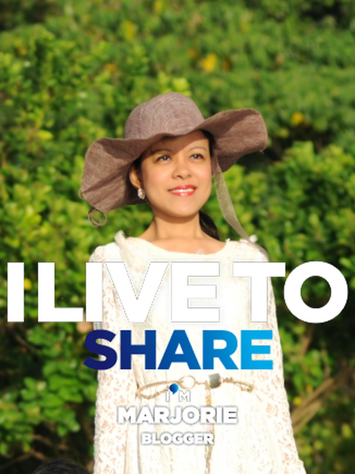 I-Live-To-Share via Woman-In-Digital