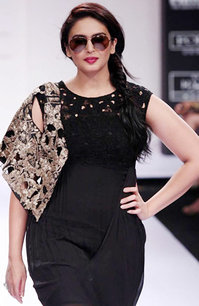 Huma Qureshi has turned hotter for Ek Thi Daayan