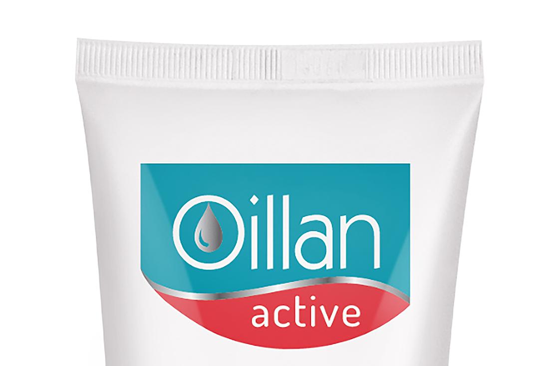 Pielęgnacja :: Oillan Active <br>– dla skóry suchej, wrażliwej, podrażnionej i skłonnej do alergii u osób dorosłych