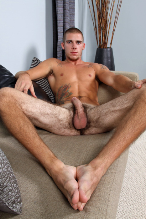 TWO REALLY HOT STUDS