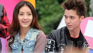 Foto Stefan dan Kekasihnya Natasya Willona