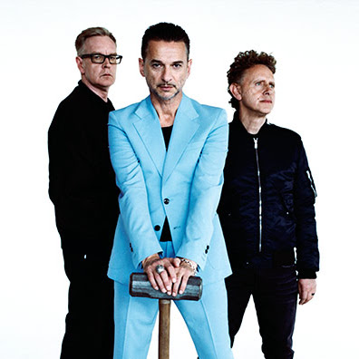 Depeche Mode no NOS Alive