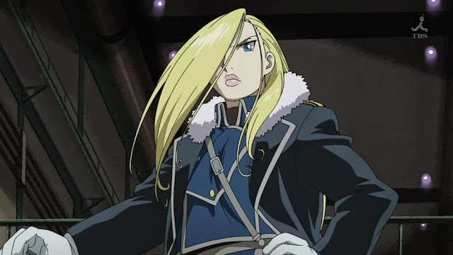 Zdjęcie Olivier Mira Armstrong