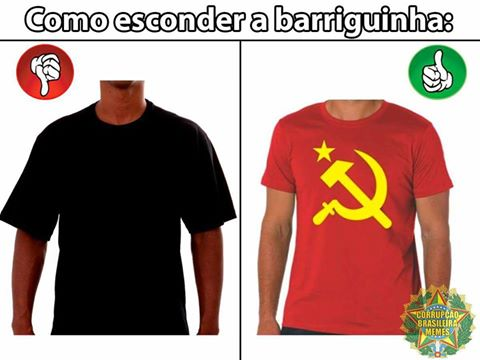 Imagens zuando o Comunismo