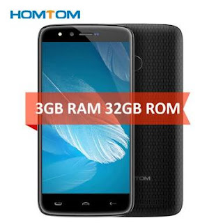 Homtom HT50 Android Smartphone Specs and Price In Details