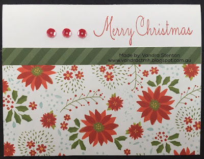 #CTMHBearyChristmas, bling, Christmas, flowers, glitter paper, Holly, joy, Merry and Bright, PML, scraps, shimmer Gems, shimmer trim, silver foil, sparkles, stamping, star, Tags, thin cuts, trees, zip strip, Vandra