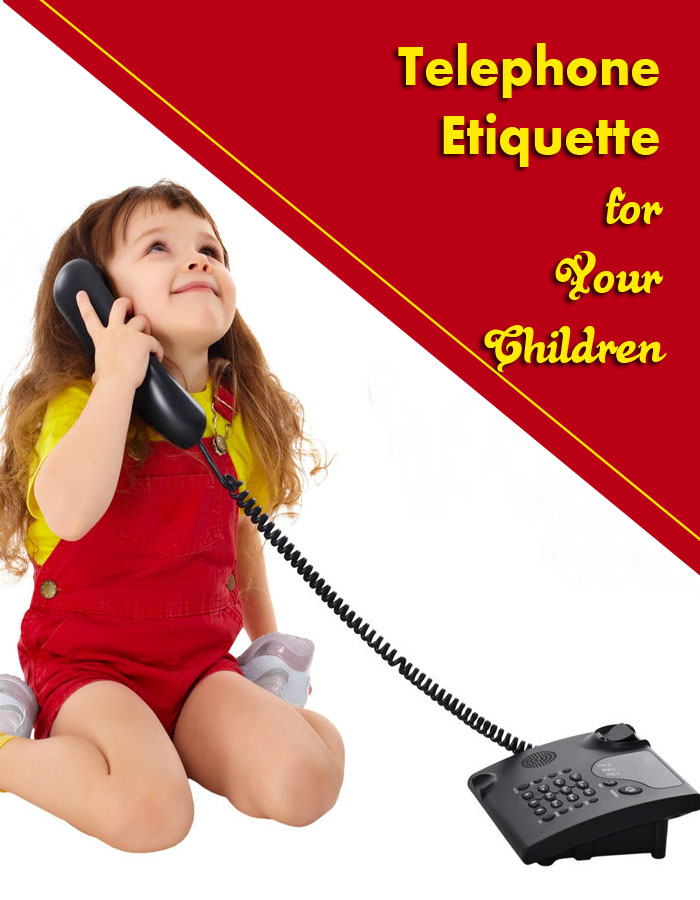 Telephone Etiquette for Your Child