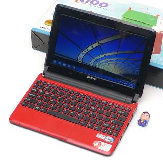 Notebook AXIOO CJM (Intel D2500) Fullset