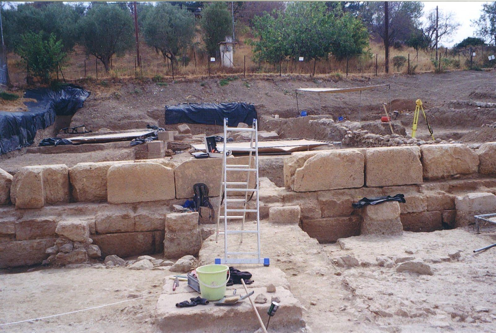 Εύβοια : Βρέθηκε ο ναός που έψαχναν 100 χρόνια, αυτός της Αμαρυσίας Αρτέμιδος!