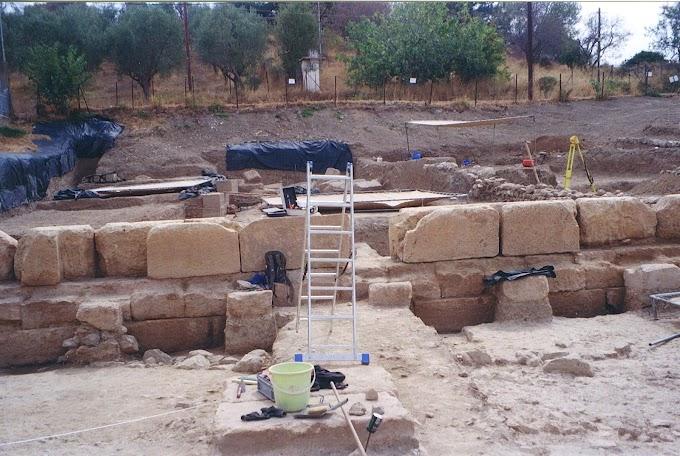 Εύβοια : Βρέθηκε ο ναός που έψαχναν 100 χρόνια, αυτός  της Αμαρυσίας Αρτέμιδος ...!