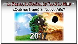 IMAGEN  Lo Bueno, Lo Bonito, Lo Feo y Lo Malo   Qué nos traerá El Nuevo Año Nº8