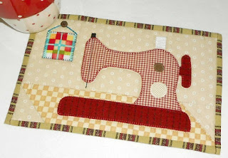 The Patchsmith What Is A Mug Rug