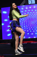 Sunny Leone Dancing on stage At Rogue Movie Audio Music Launch ~  295.JPG