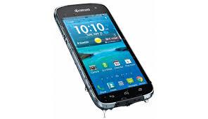 Spesifikasi Handphone Kyocera Hydro Life