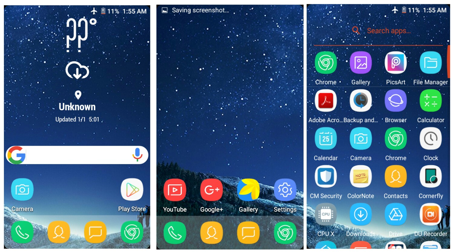 Galaxy S8 launcher on any device ~ Android Knowledge
