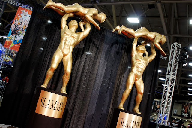 Slammy Awards Inside Wrestlemania Axxess 32