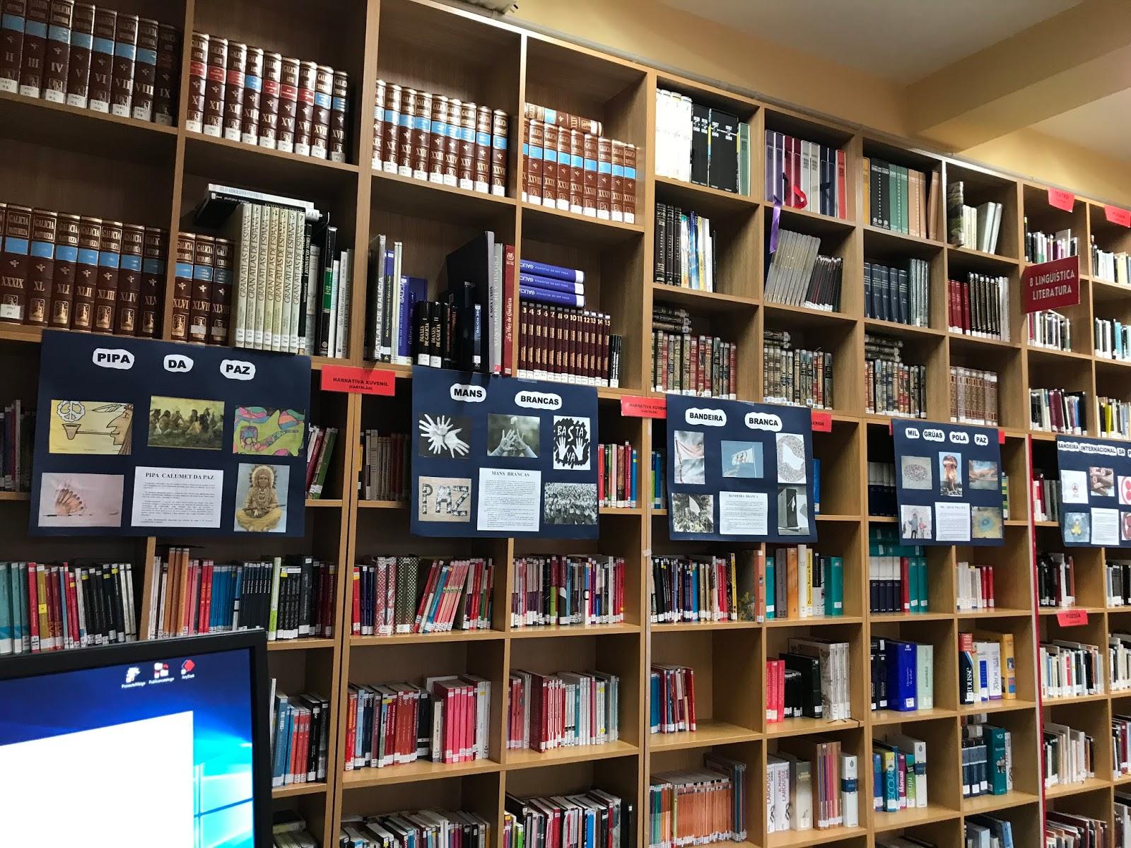 Felices lecturas o blog da biblioteca do ies moncho valcarce for Biblioteca cologne