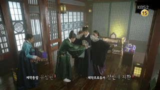 Sinopsis Moonlight Drawn By Clouds Episode 3 - 1