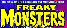 FREAKY MONSTERS