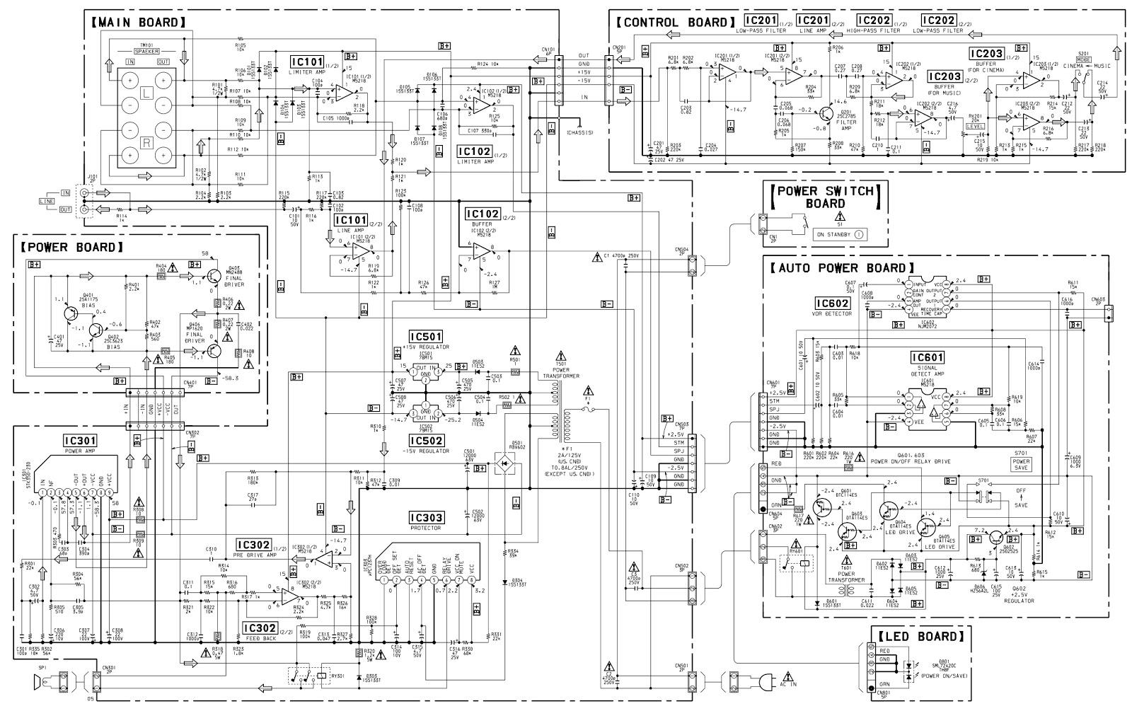 Sony Sa Ve502
