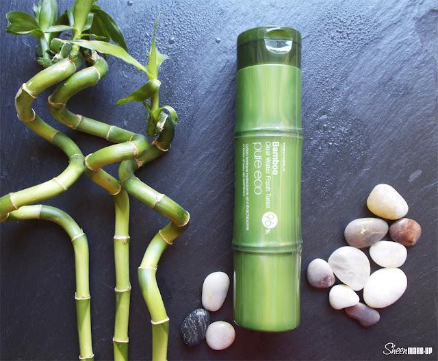 TonyMoly, Bamboo, Pure Eco Toner