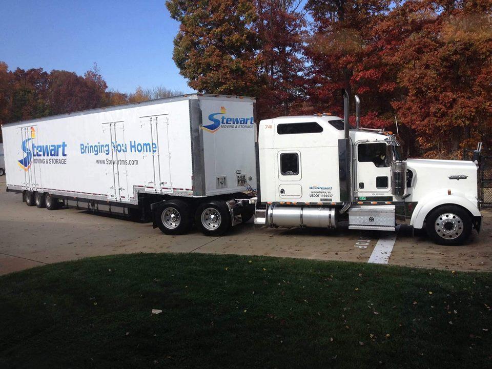 Stewart Moving U0026 Storage