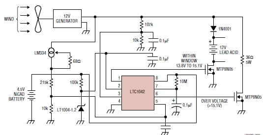Circuit Diagram and Electronic Circuits Projects: Chargers
