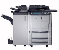 Impresora Konica Minolta Bizhub 600