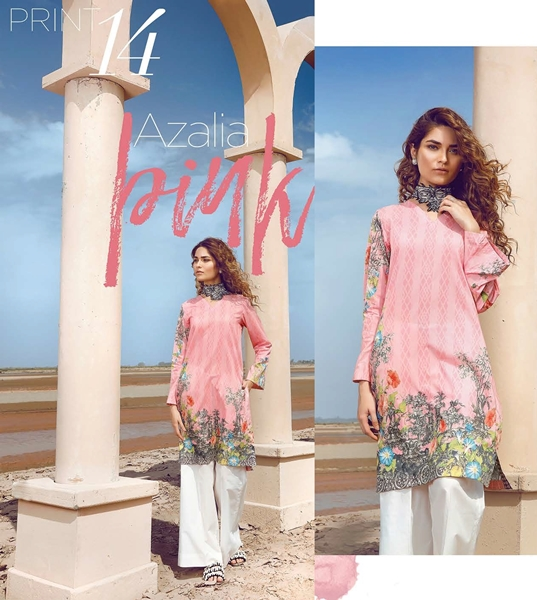 Cross Stitch Lawn 2017 Summer Collection With Prices