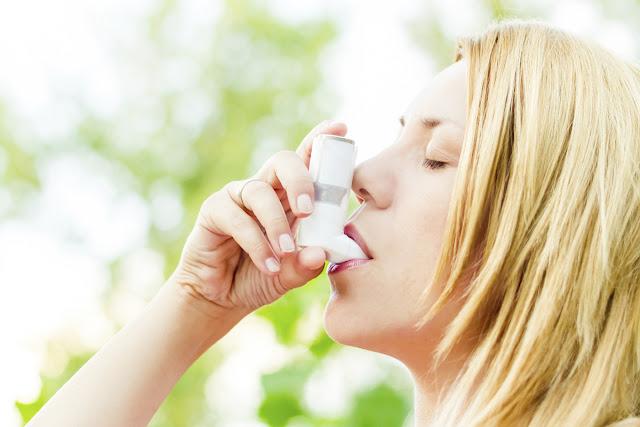 Cara mengobati asma secara alami