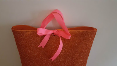 EVA foam gift bag