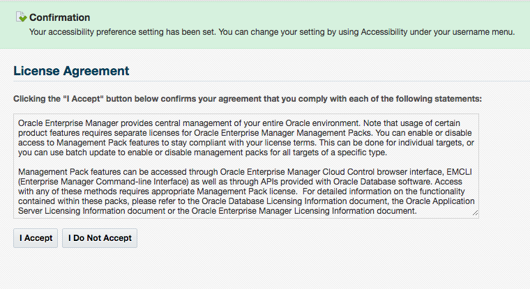 Install Oracle Enterprise Manager 13c Cloud Control ~ Oracle Cloud