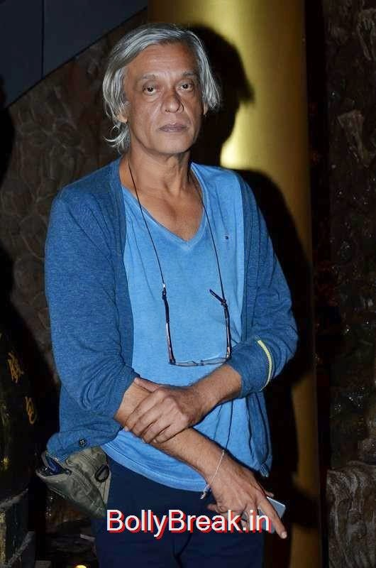 Sudhir Mishra, Richa Chadda's Birthday Party Hot Images