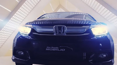 All New 2017 Honda Mobilio Headlight
